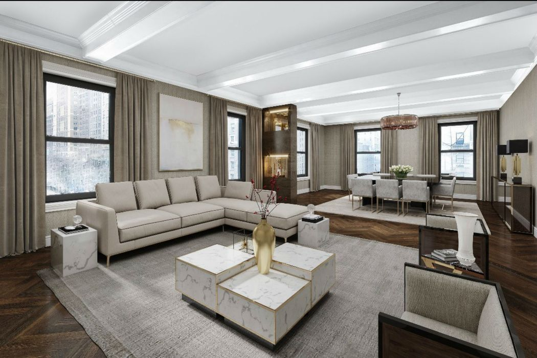 Elegant 898 Park Avenue New York, NY 10075
