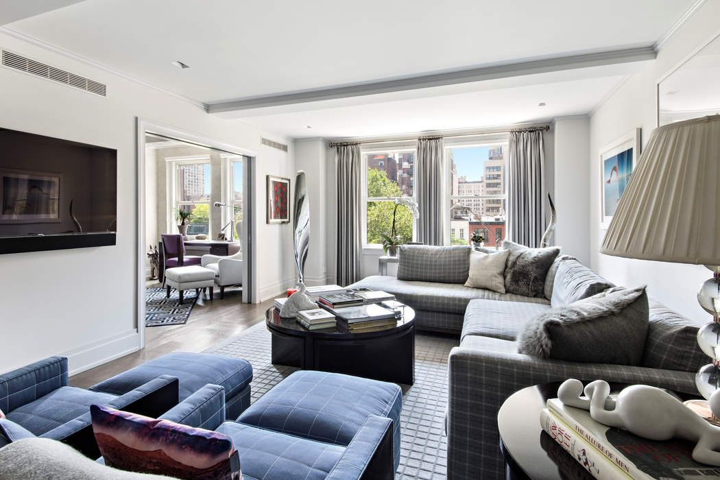 Designer Chic with Coveted Park Views