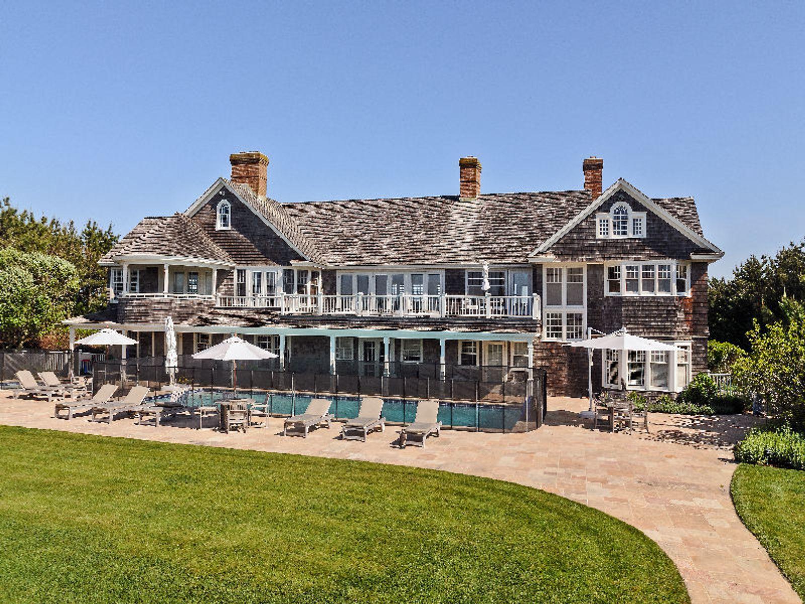 Oceanfront Classic Beach House