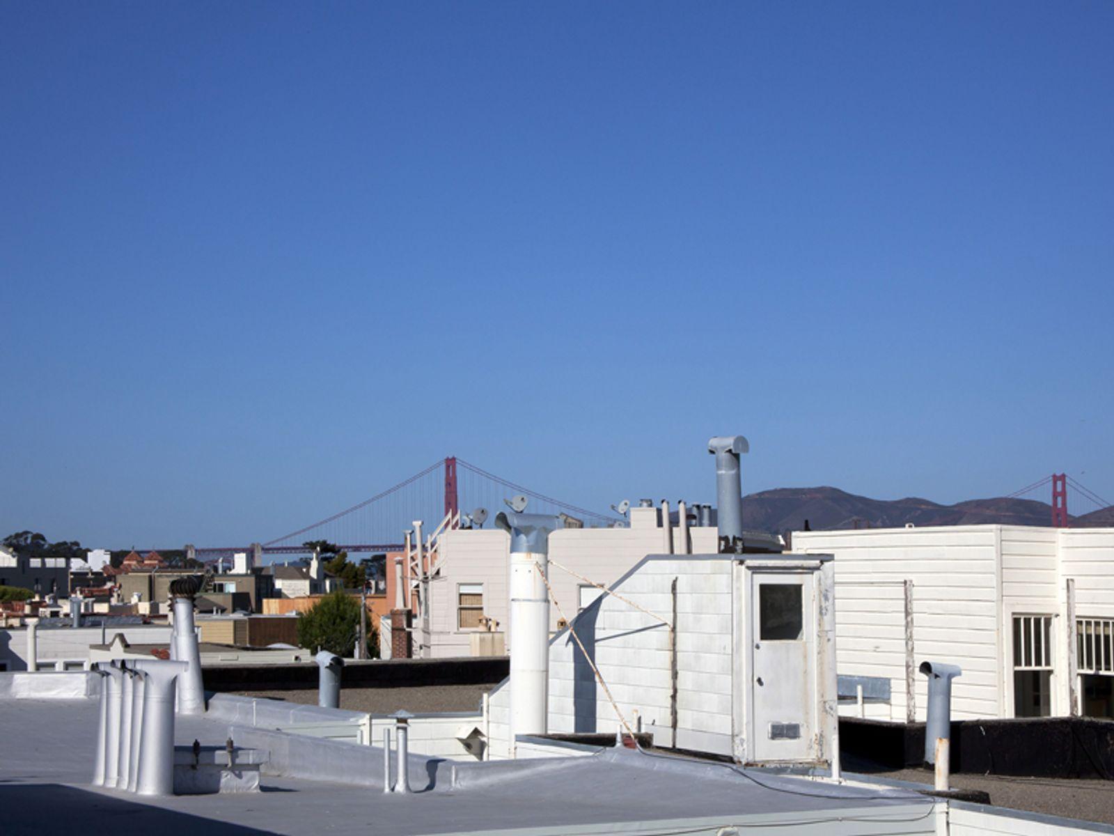3731 Fillmore #6 Top Floor Views