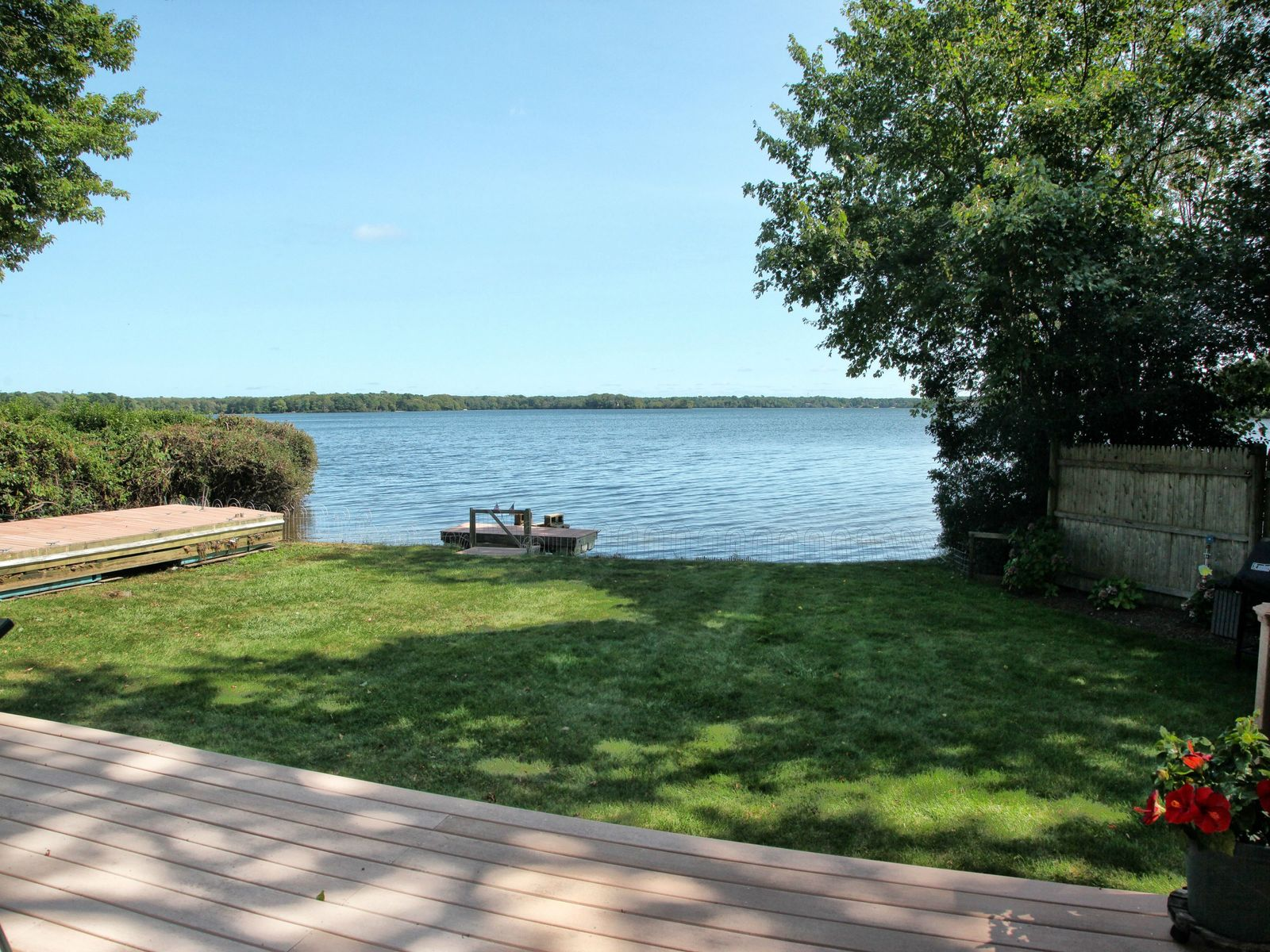 Lake Wequaquet Charmer, Centerville MA Single Family Home - Cape Cod Real Estate