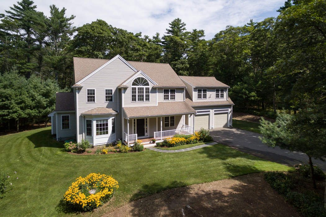 Impeccable Colonial on over Three Acres