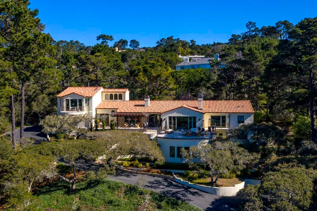1565 Riata Road Pebble Beach, CA 93953