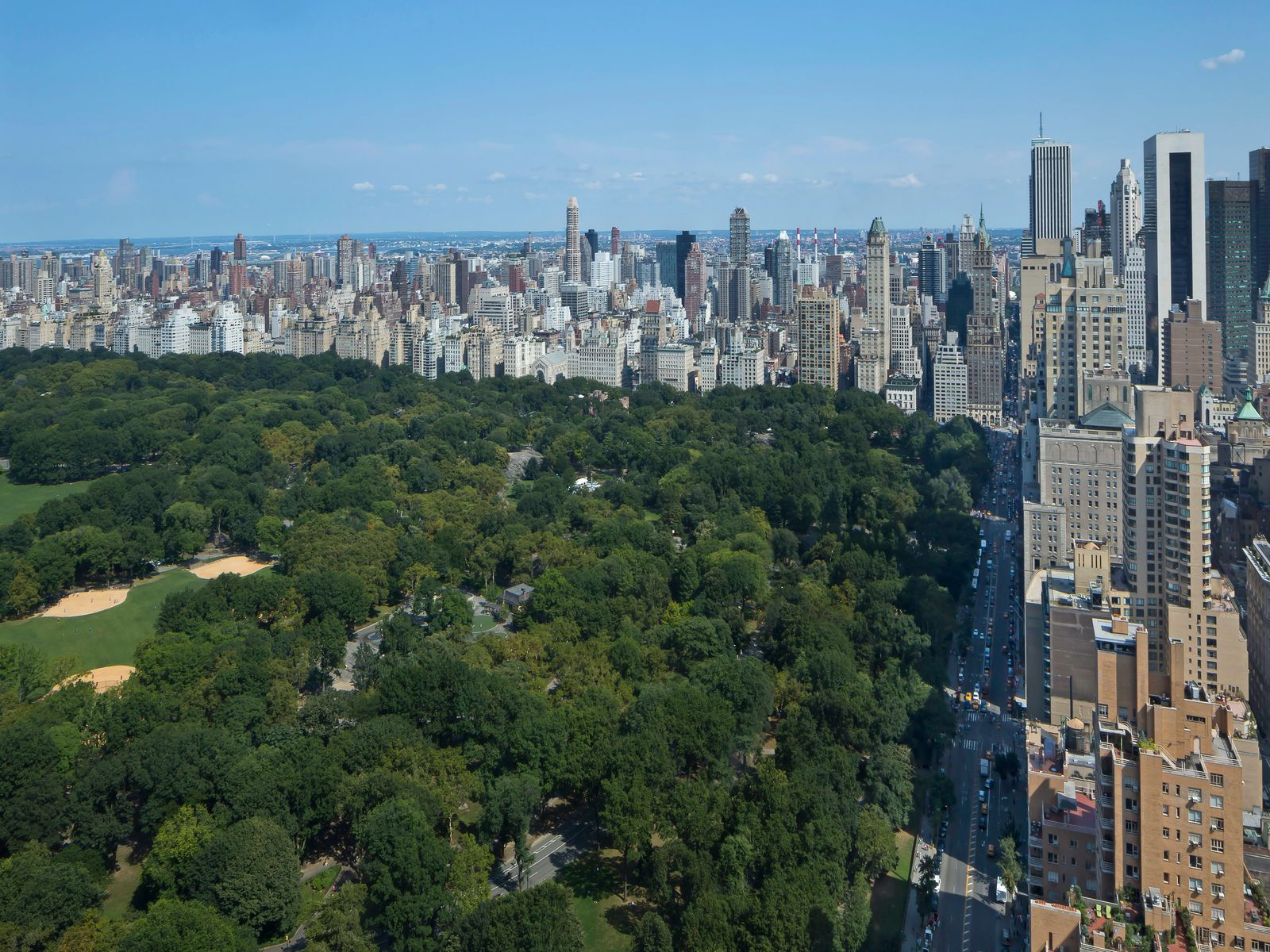 42 Linear Feet on Central Park, New York NY Condominium - New York City Real Estate