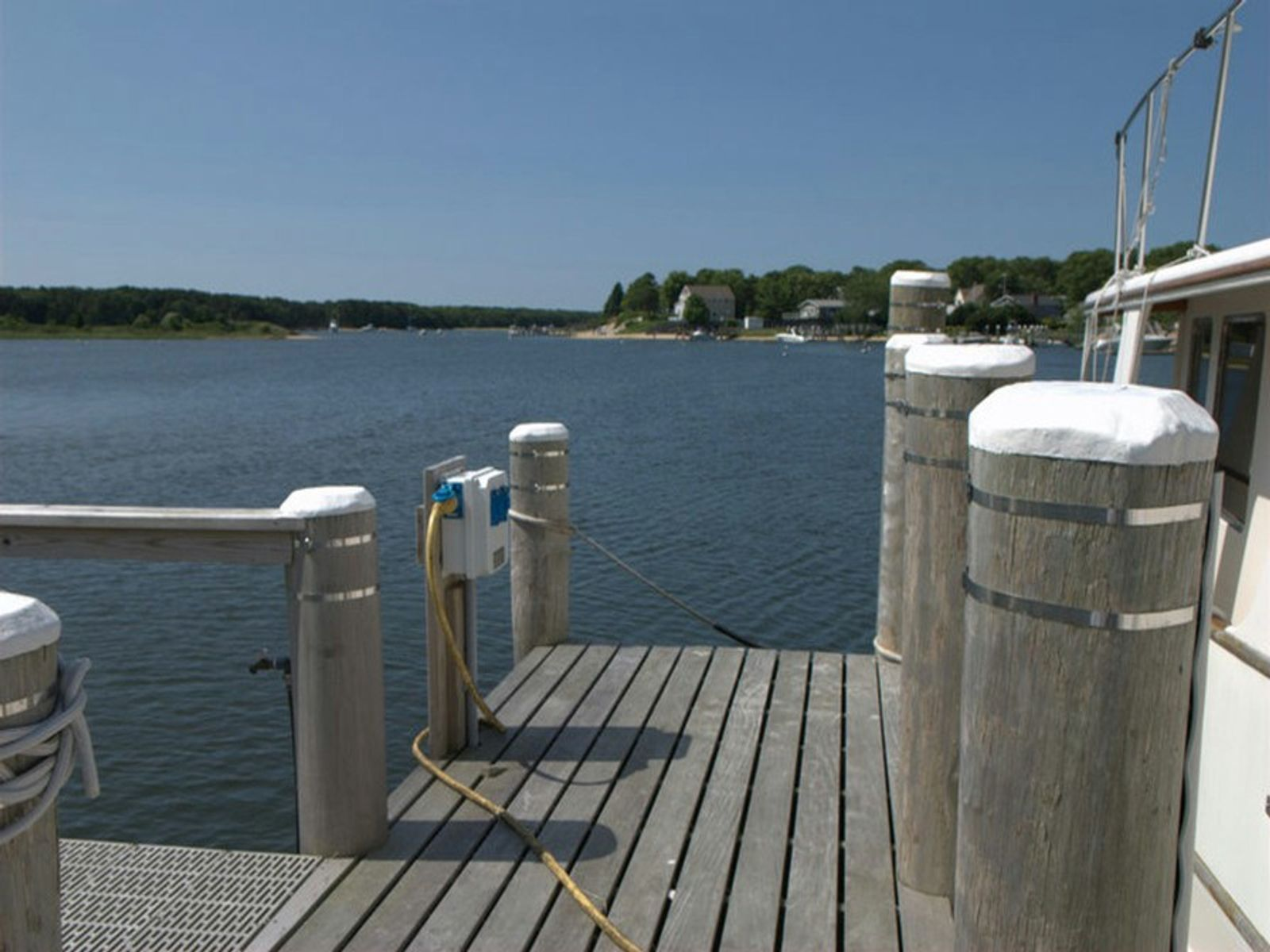 Waterfront Boaters' Haven with Dock