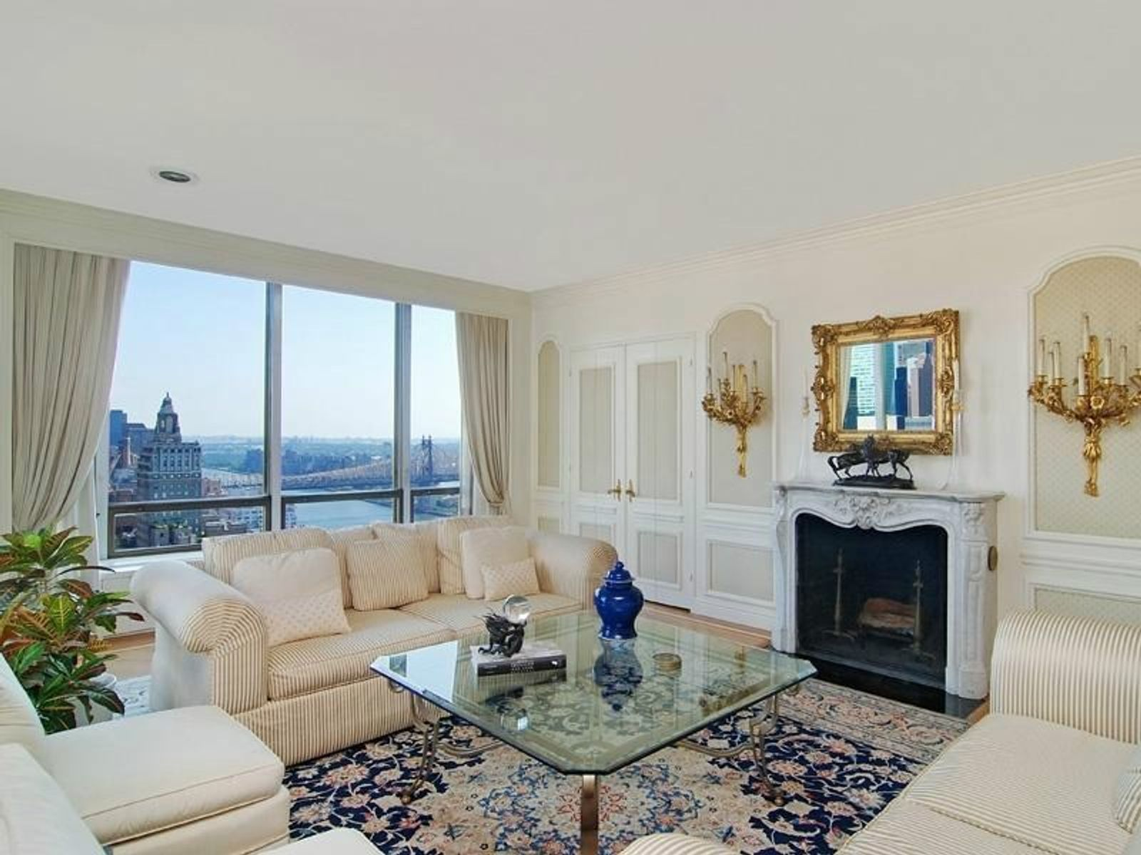 United Nations Plaza Duplex, New York NY Cooperative - New York City Real Estate