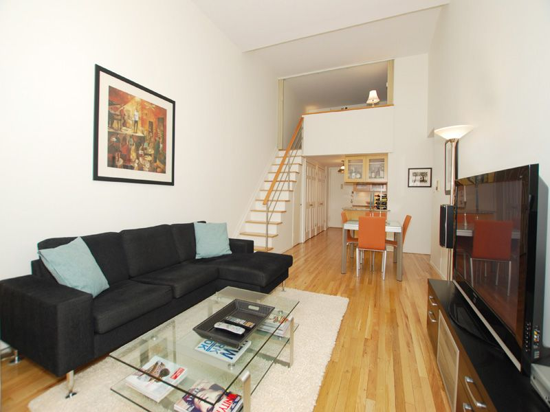 NOHO LOFT WITH ADDED VALUE