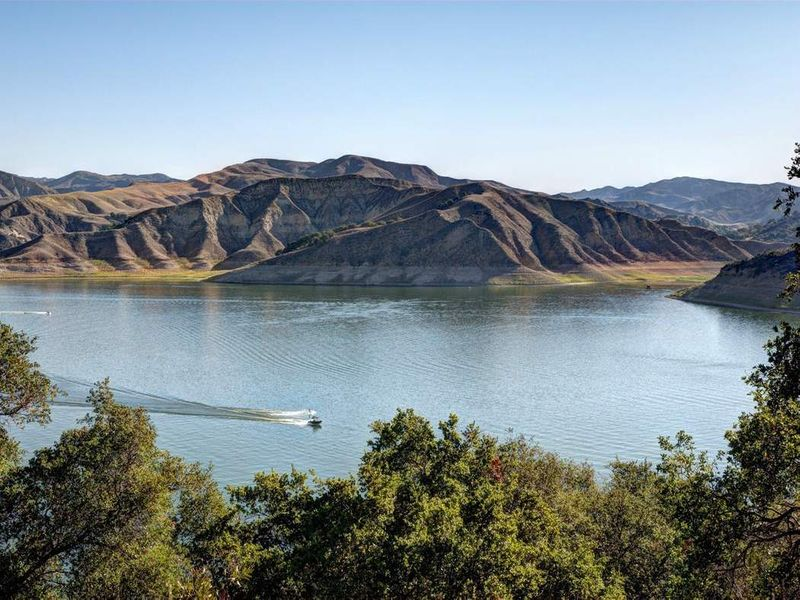 Recreation paradise piru ca acreage lots ventura real for Lake piru fishing report