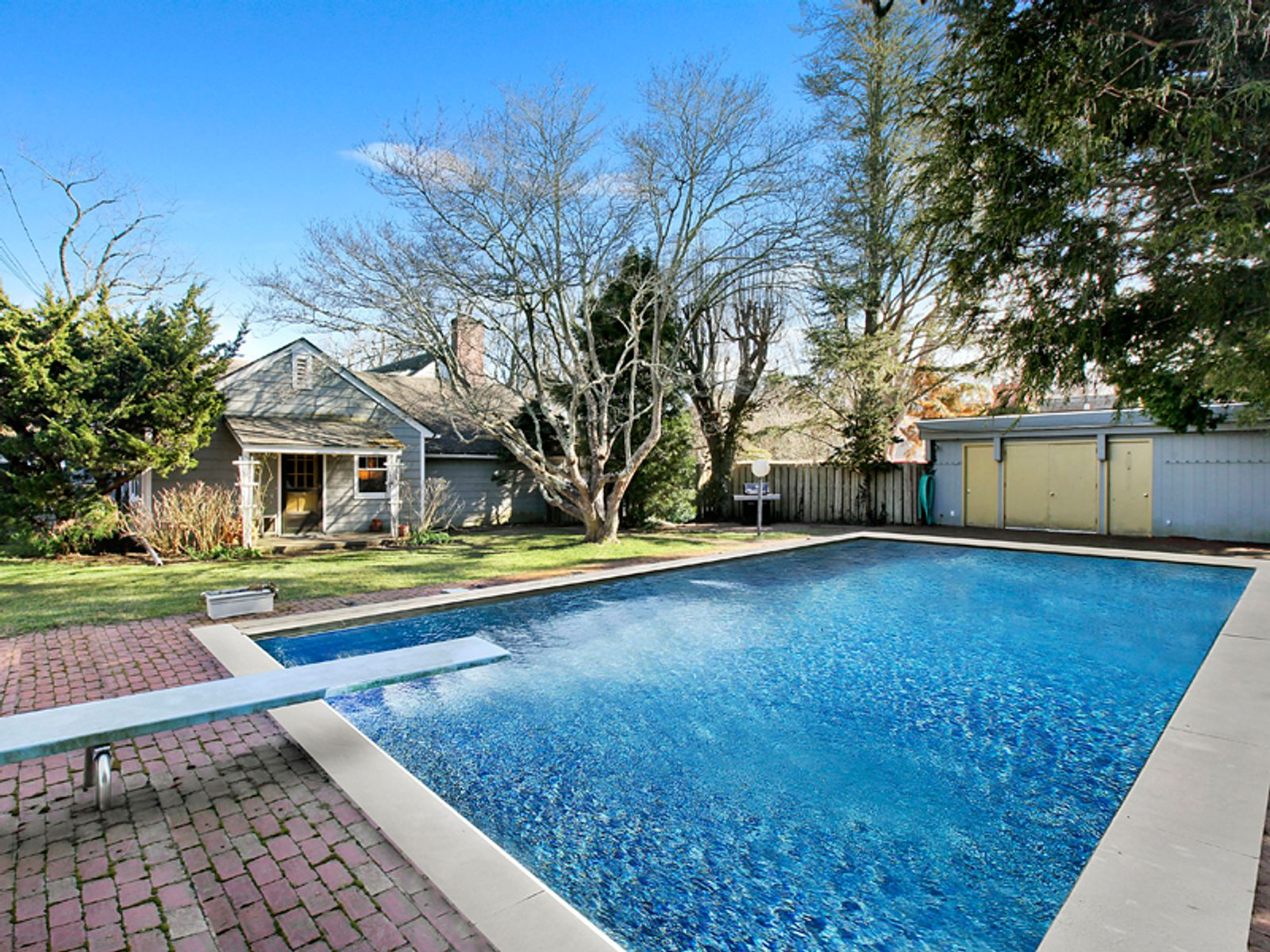 Coveted Village Location with Pool,