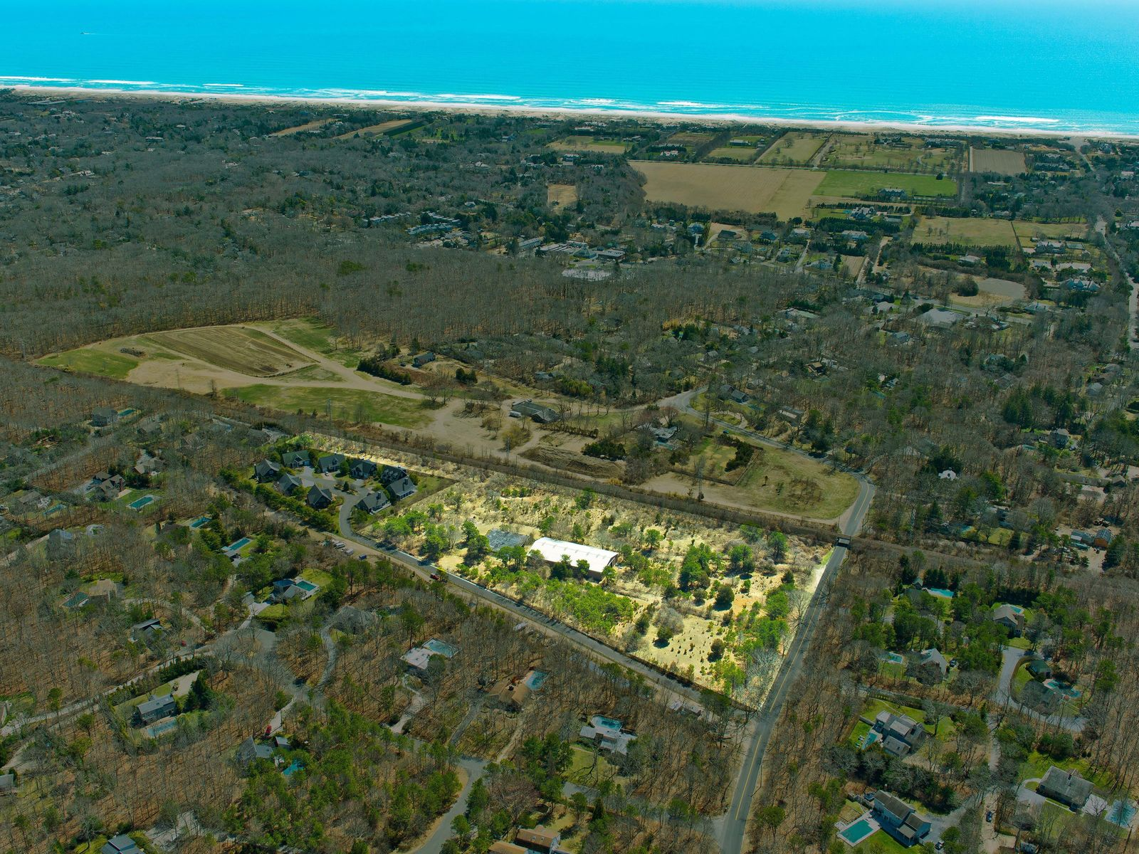East Hampton Horse Farm Opportunity, East Hampton NY Other Residential - Hamptons Real Estate