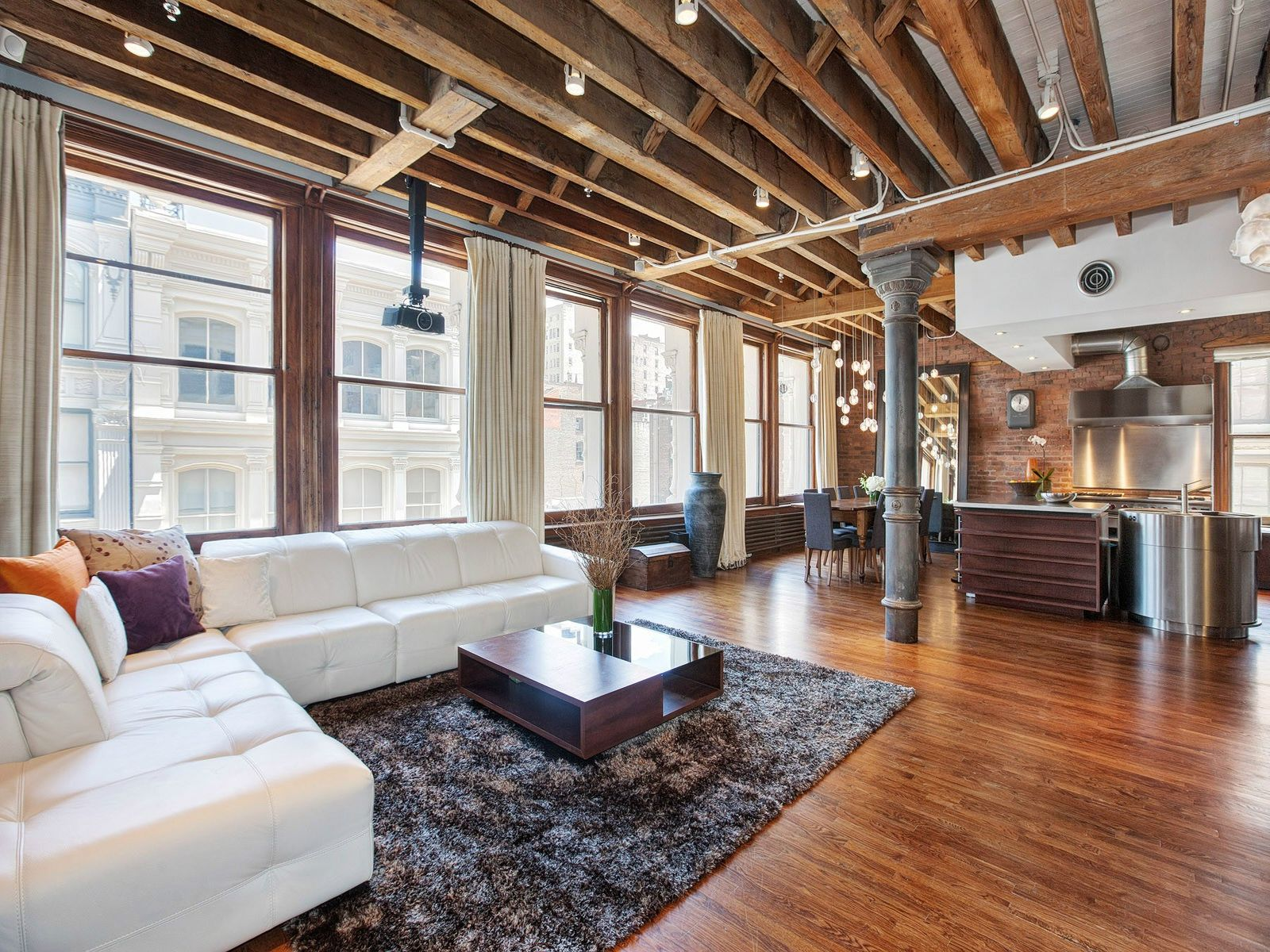 112 Prince Street, 5th Floor, New York NY Cooperative - New York City Real Estate