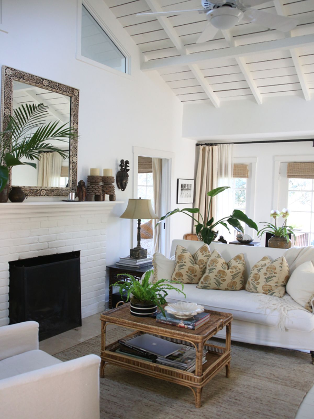 Adorable California Cottage, Santa Barbara CA Single Family Home - Santa Barbara Real Estate
