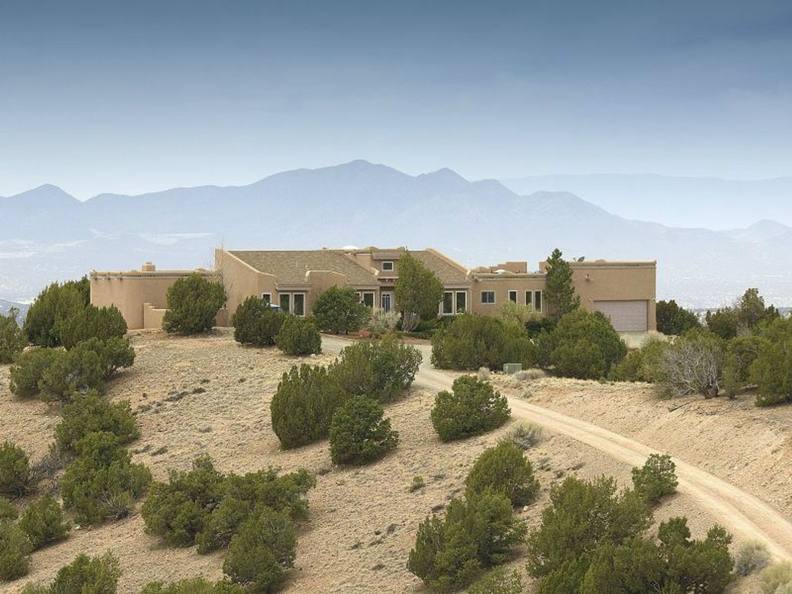 41 Lamy Crest Drive, Lamy NM Single Family Home - Santa Fe Real Estate