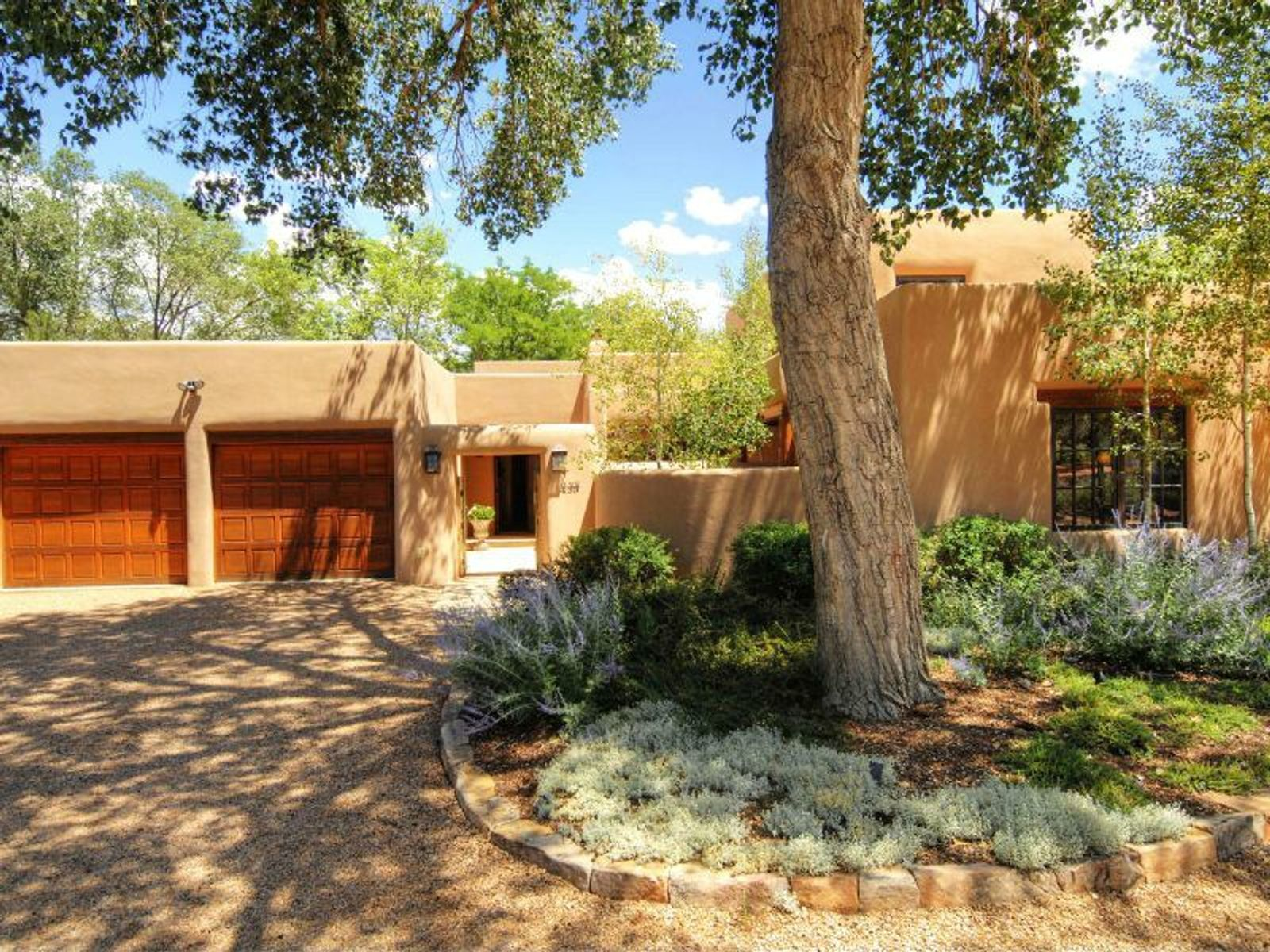 433 Camino del Monte Sol, Santa Fe NM Single Family Home - Santa Fe Real Estate