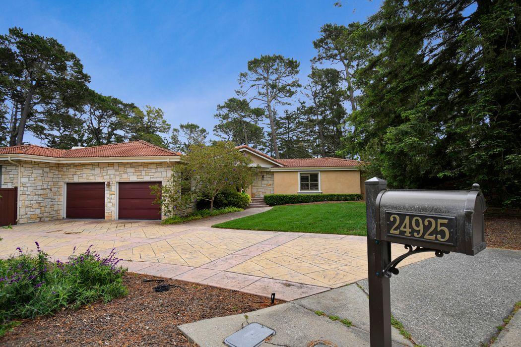 24925 Pine Hills Drive Carmel, CA 93923