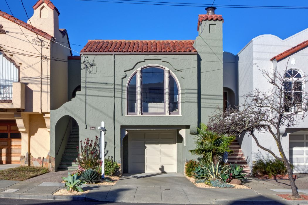 2643 18th Ave San Francisco, CA 94116
