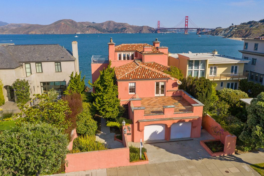 224 Sea Cliff Ave San Francisco, CA 94121