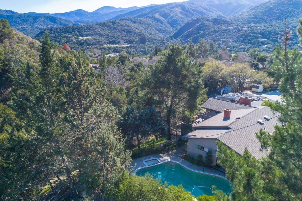 Carmel Valley Charmer With Views