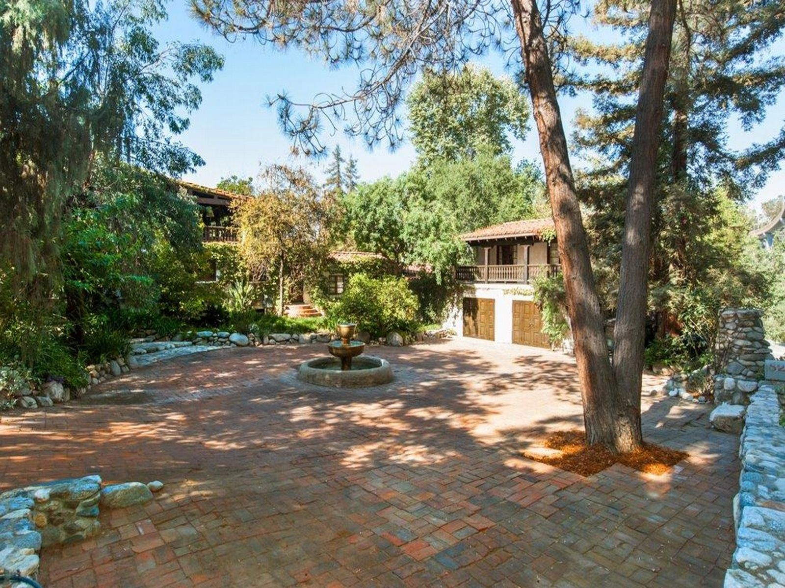 Spanish Colonial Compound, Pasadena CA Single Family Home - Pasadena Real Estate