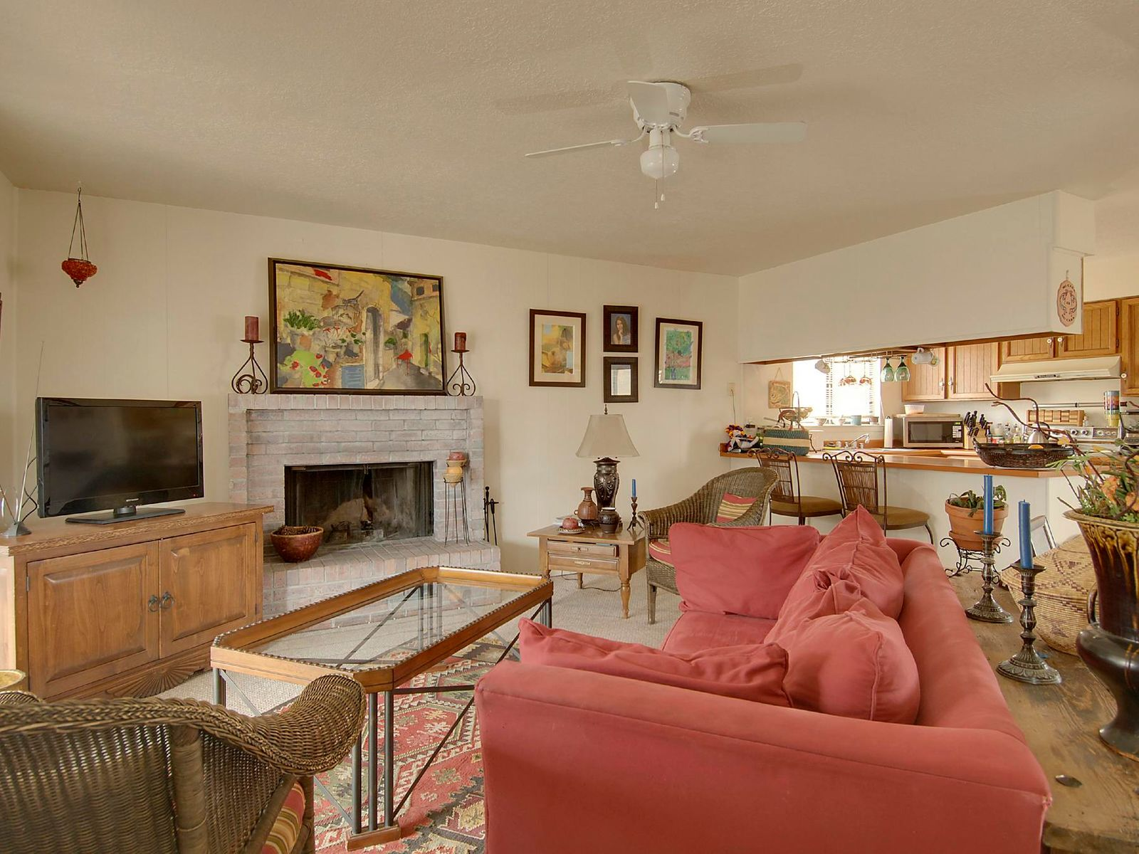 2541 Camino Estribo, Santa Fe NM Single Family Home - Santa Fe Real Estate
