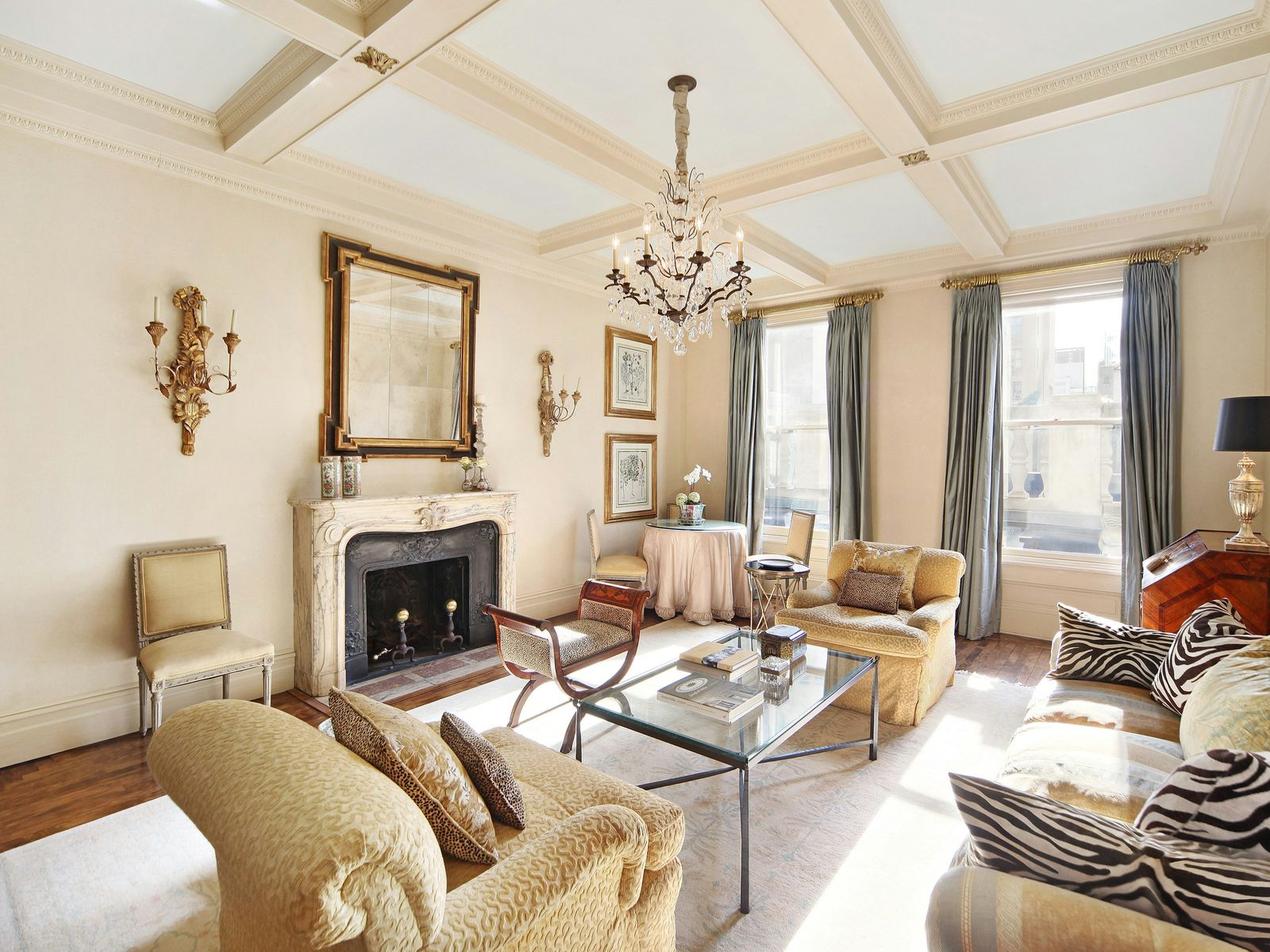 Pulitzer Mansion at 11 East 73rd Street, New York NY Cooperative - New York City Real Estate