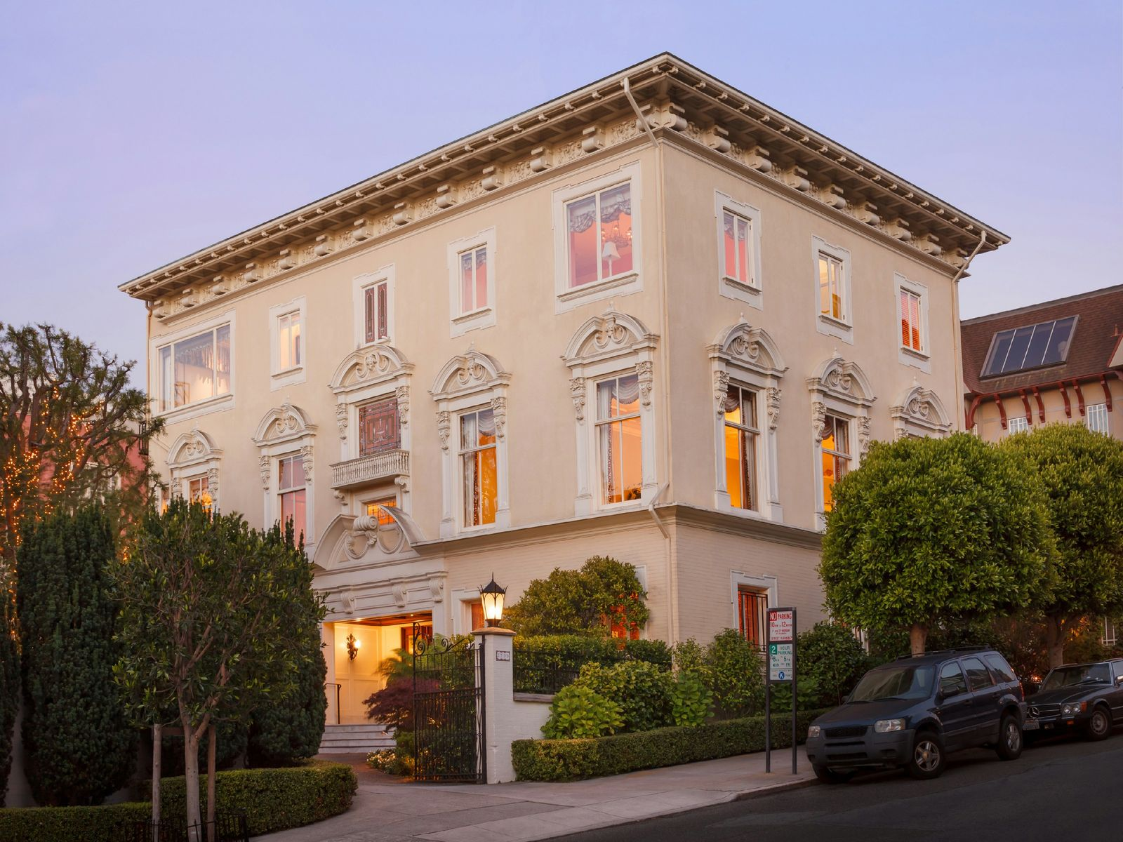 Enduring Elegance in Pacific Heights, San Francisco CA Single Family Home - San Francisco Real Estate