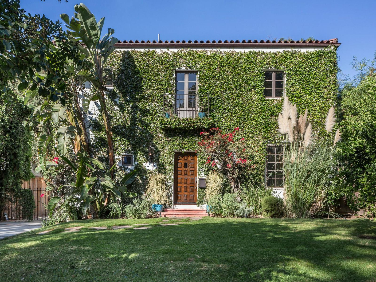 Bold and Romantic Spanish Compound, Studio City CA Single Family Home - Los Angeles Real Estate