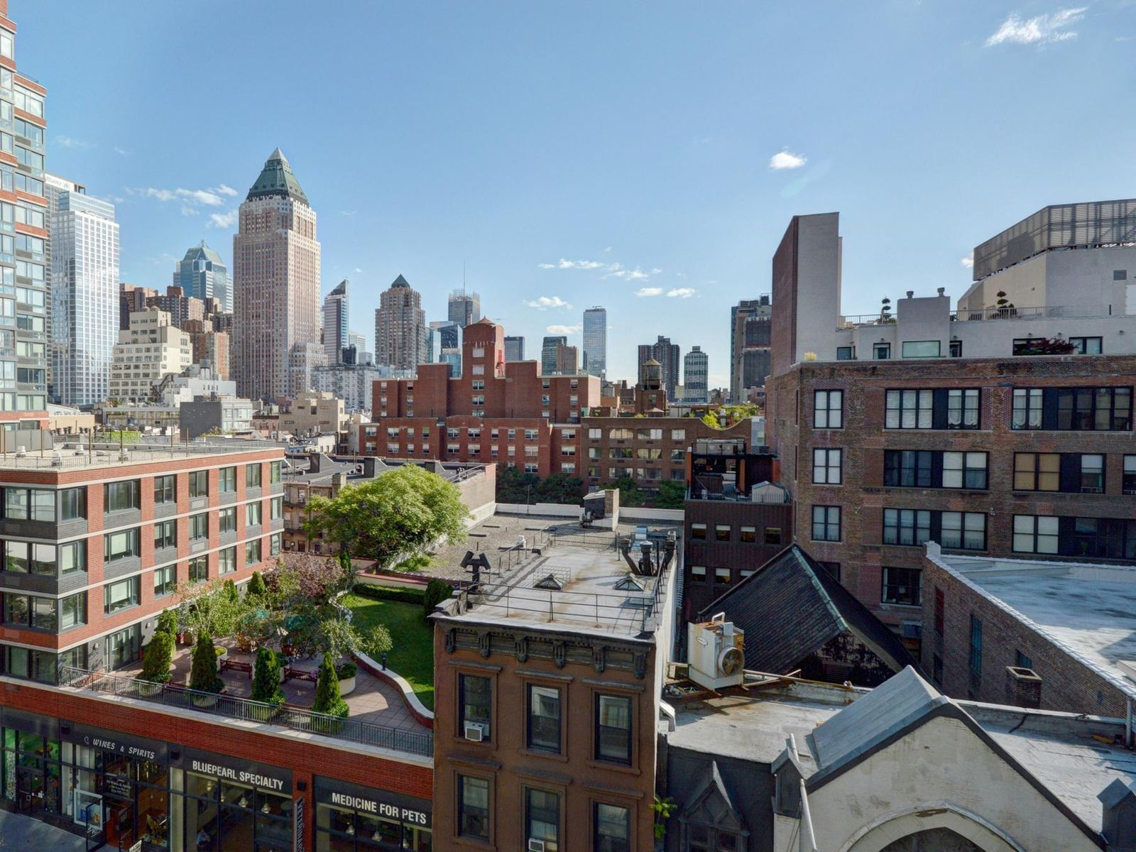 419 West 55th Street, 6A, New York NY Condop - New York City Real Estate