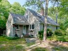 Wooded+Retreat+in+East+Falmouth