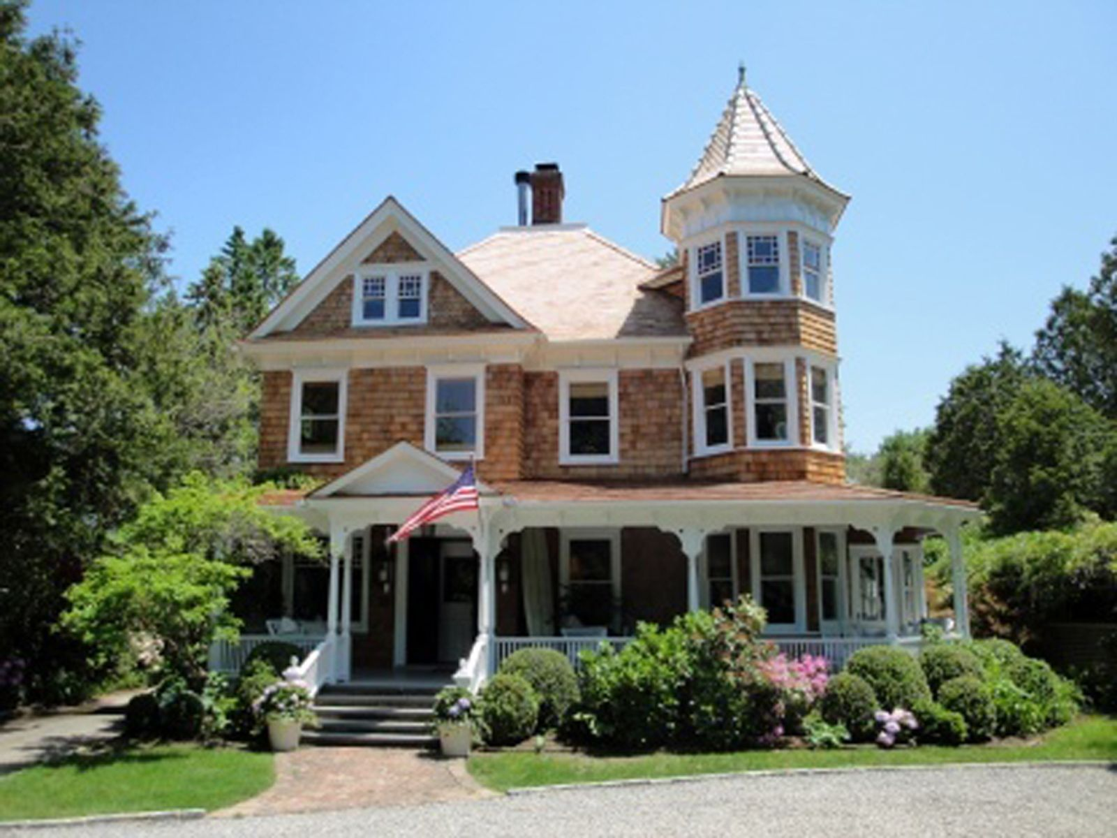 Stylish Renovation – Village Victorian, Southampton NY Single Family Home - Hamptons Real Estate