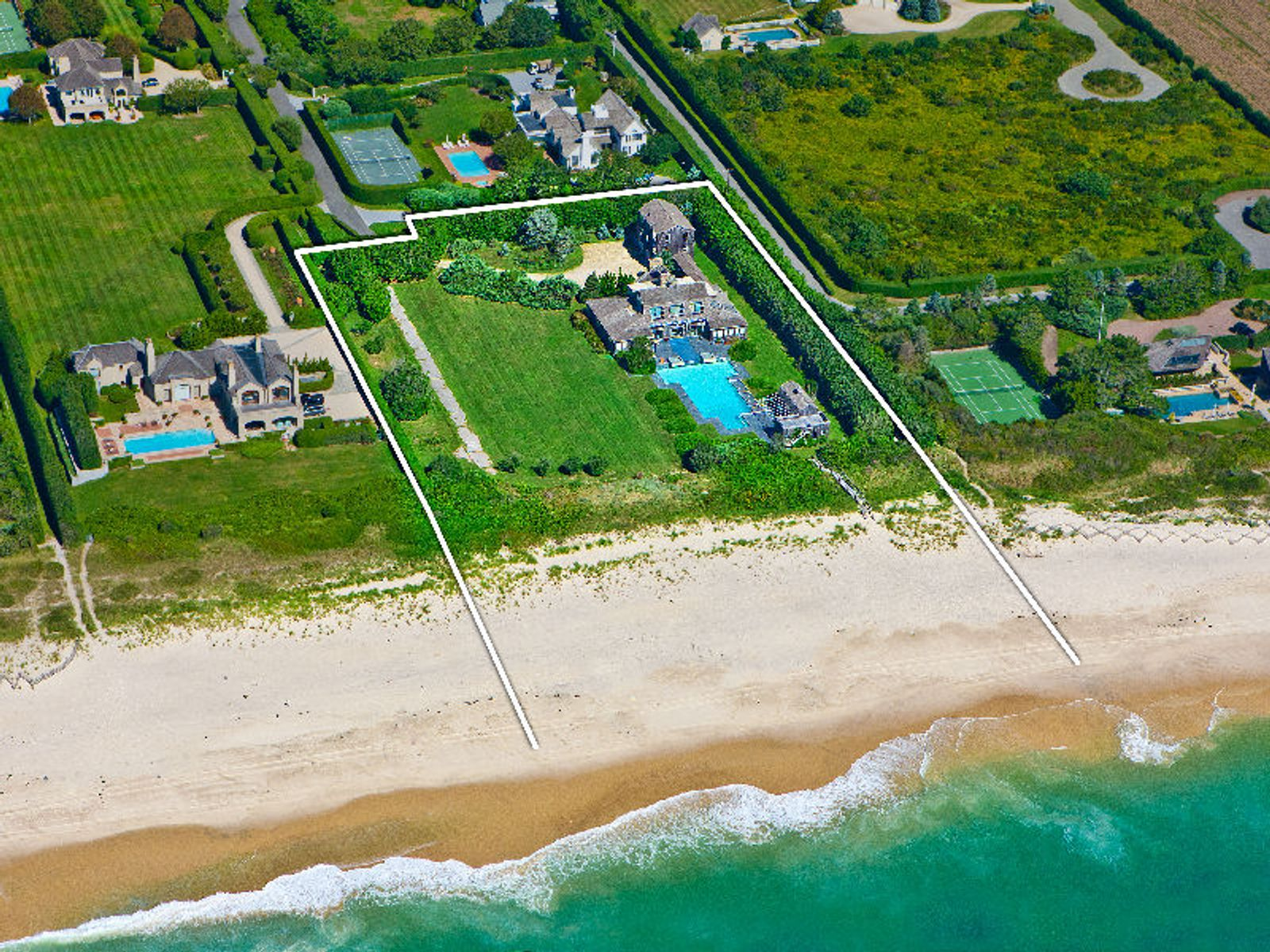 Southampton Oceanfront Estate