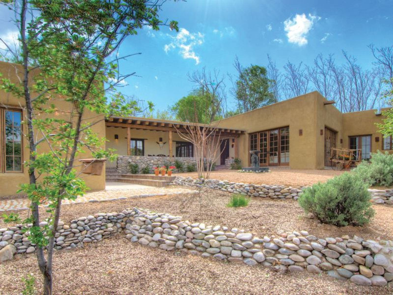 56 Camino Chupadero, Santa Fe NM Single Family Home - Santa Fe Real Estate