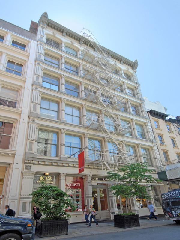 102 Prince Street Penthouse