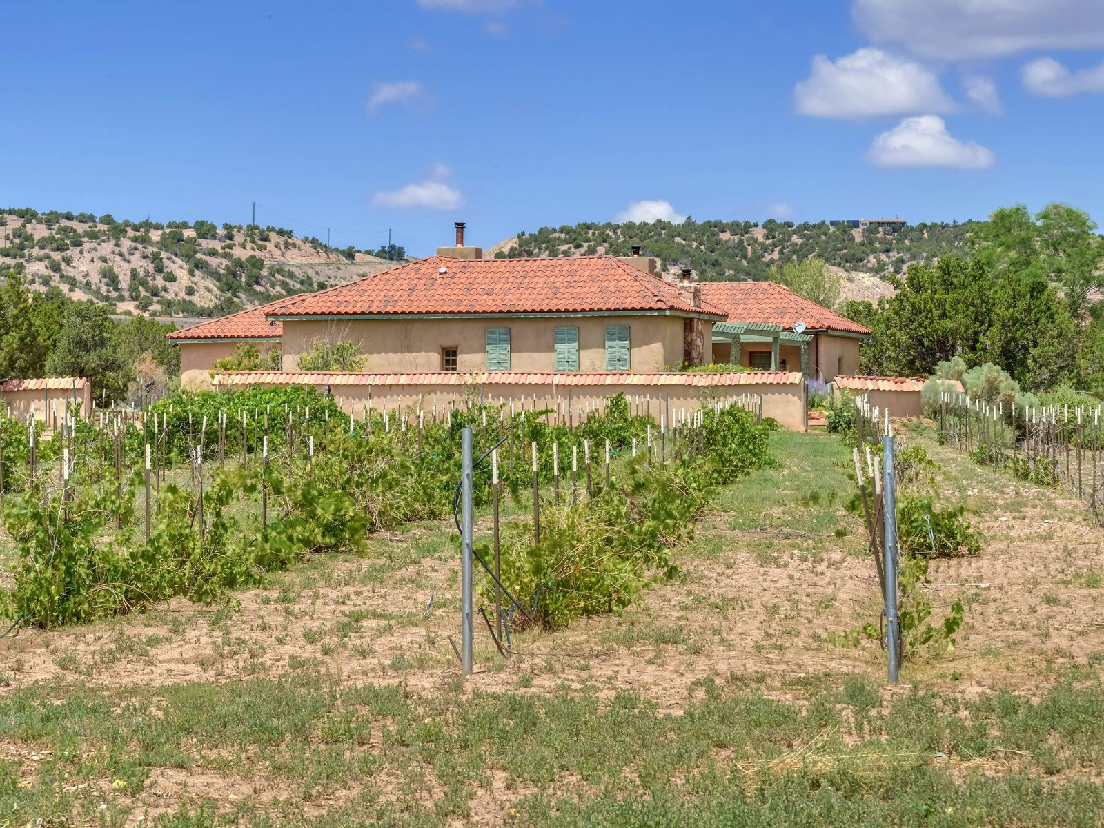 20 Cerro Alto Road., Lamy NM Single Family Home - Santa Fe Real Estate