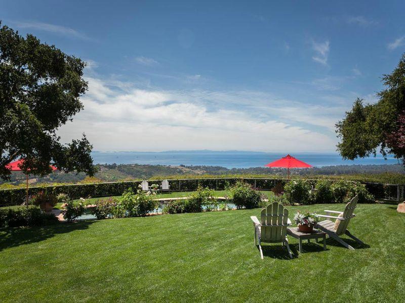 Romantic Ocean View Estate