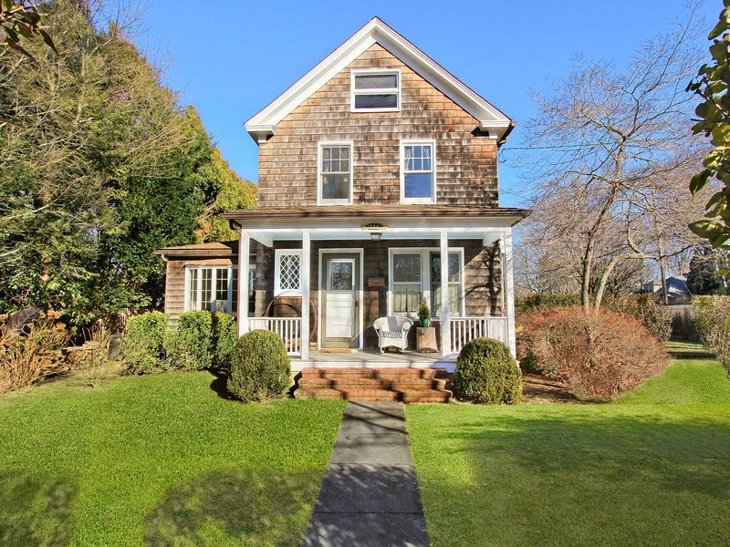 East Hampton Village Cottage