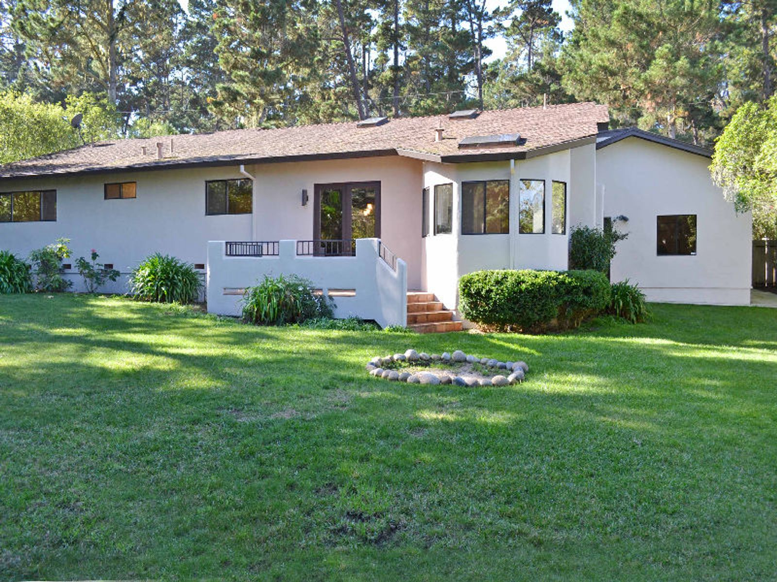 1155 Lookout Pebble Beach, Pebble Beach CA Single Family Home - Monterey Real Estate