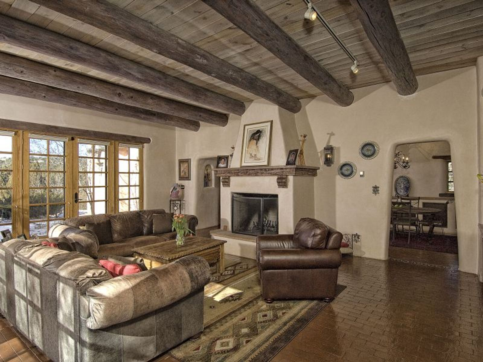 10 Miners Trail, Santa Fe NM Single Family Home - Santa Fe Real Estate