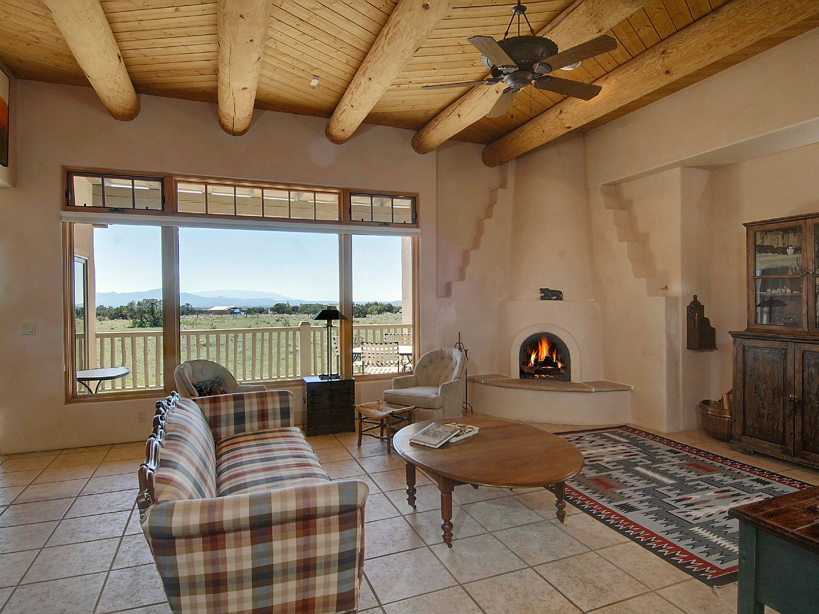 65 Condesa Road, Santa Fe NM Single Family Home - Santa Fe Real Estate