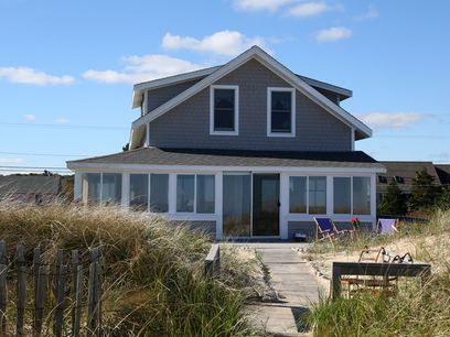 Oceanfront Home on Phillips Road