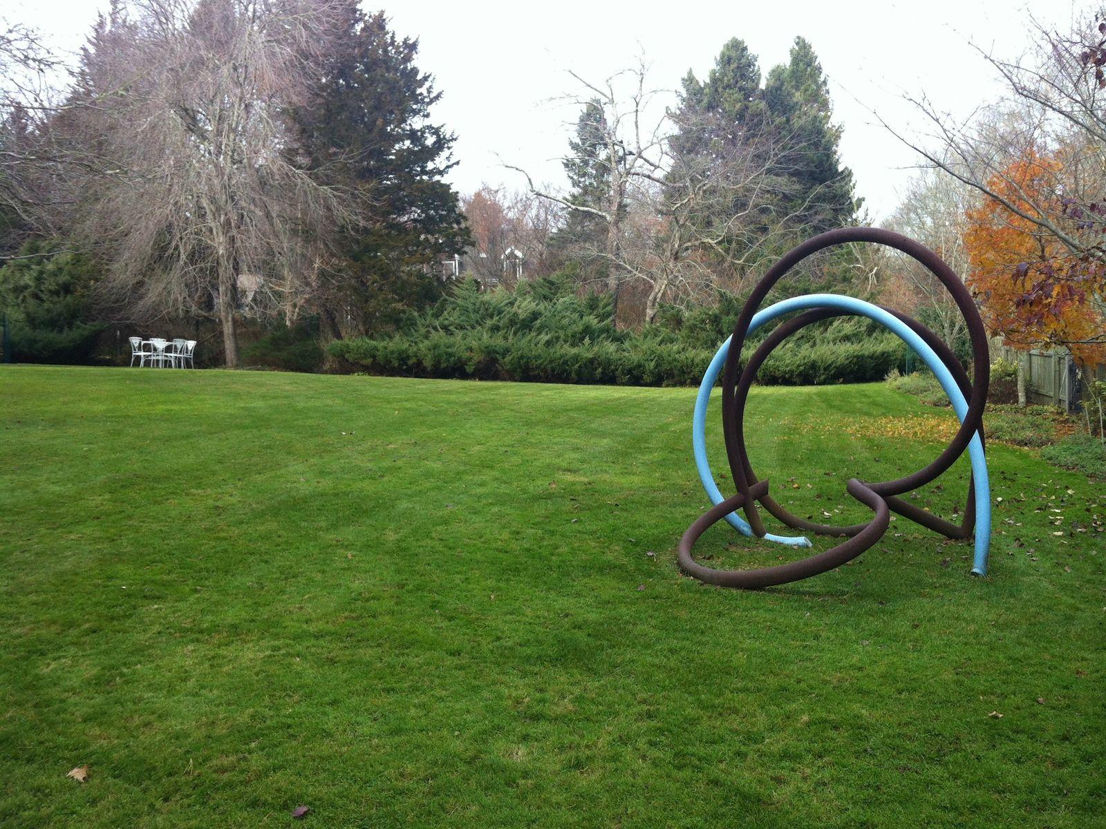 Hidden Oasis with Sculpture Garden, Pool