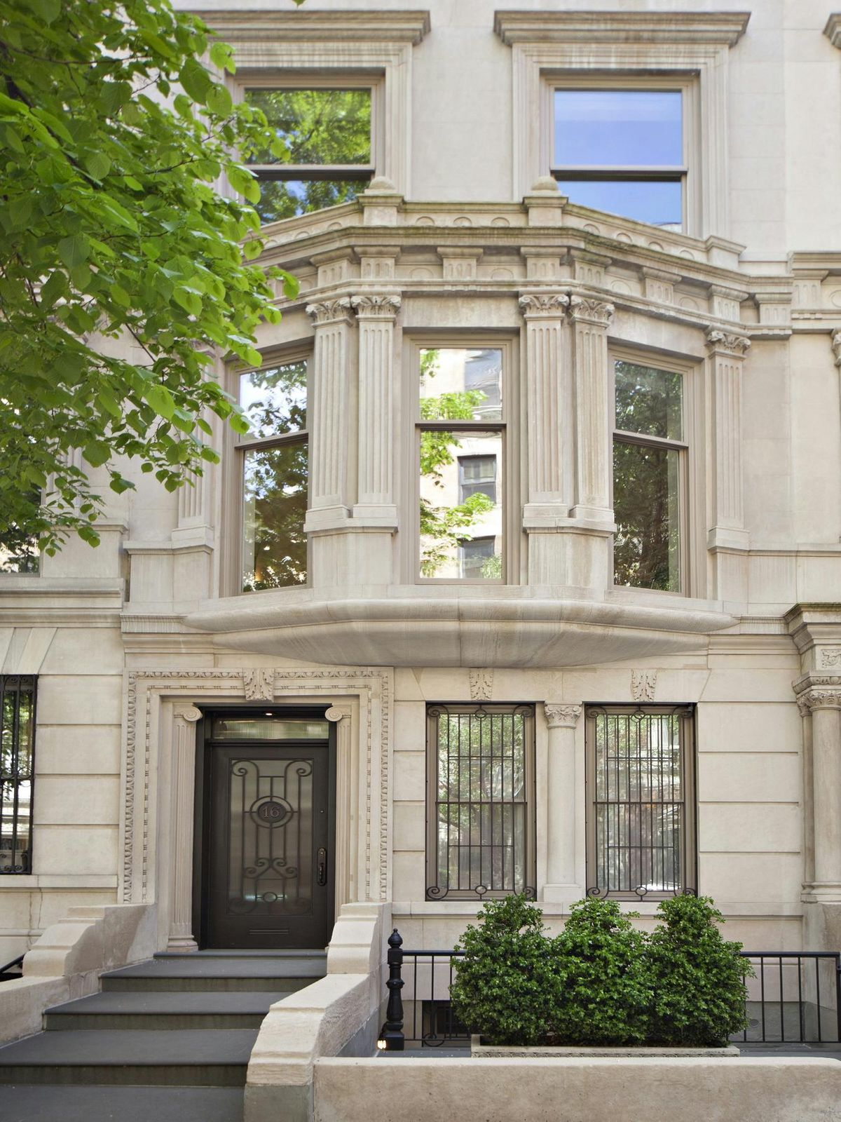 16 East 95th Street, New York NY Townhouse - New York City Real Estate