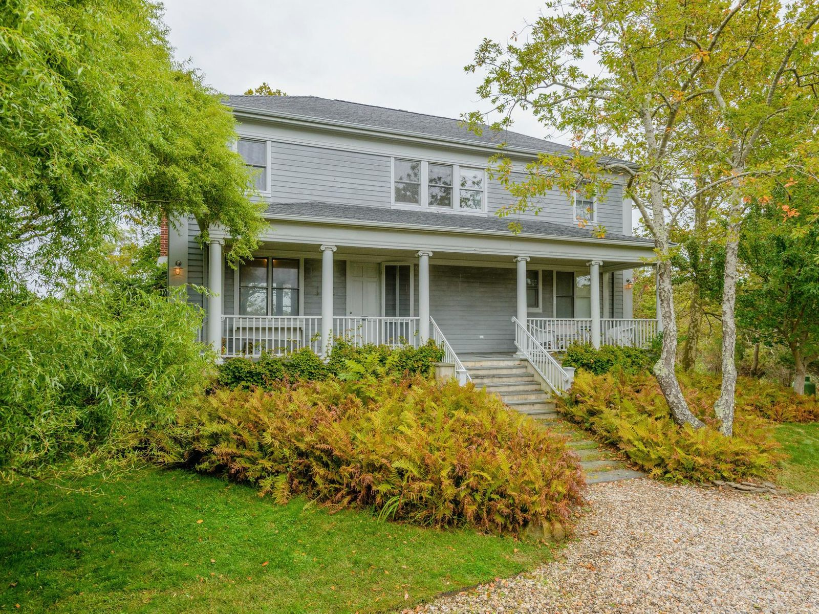 Waterfront in Historic Springs, East Hampton NY Single Family Home - Hamptons Real Estate