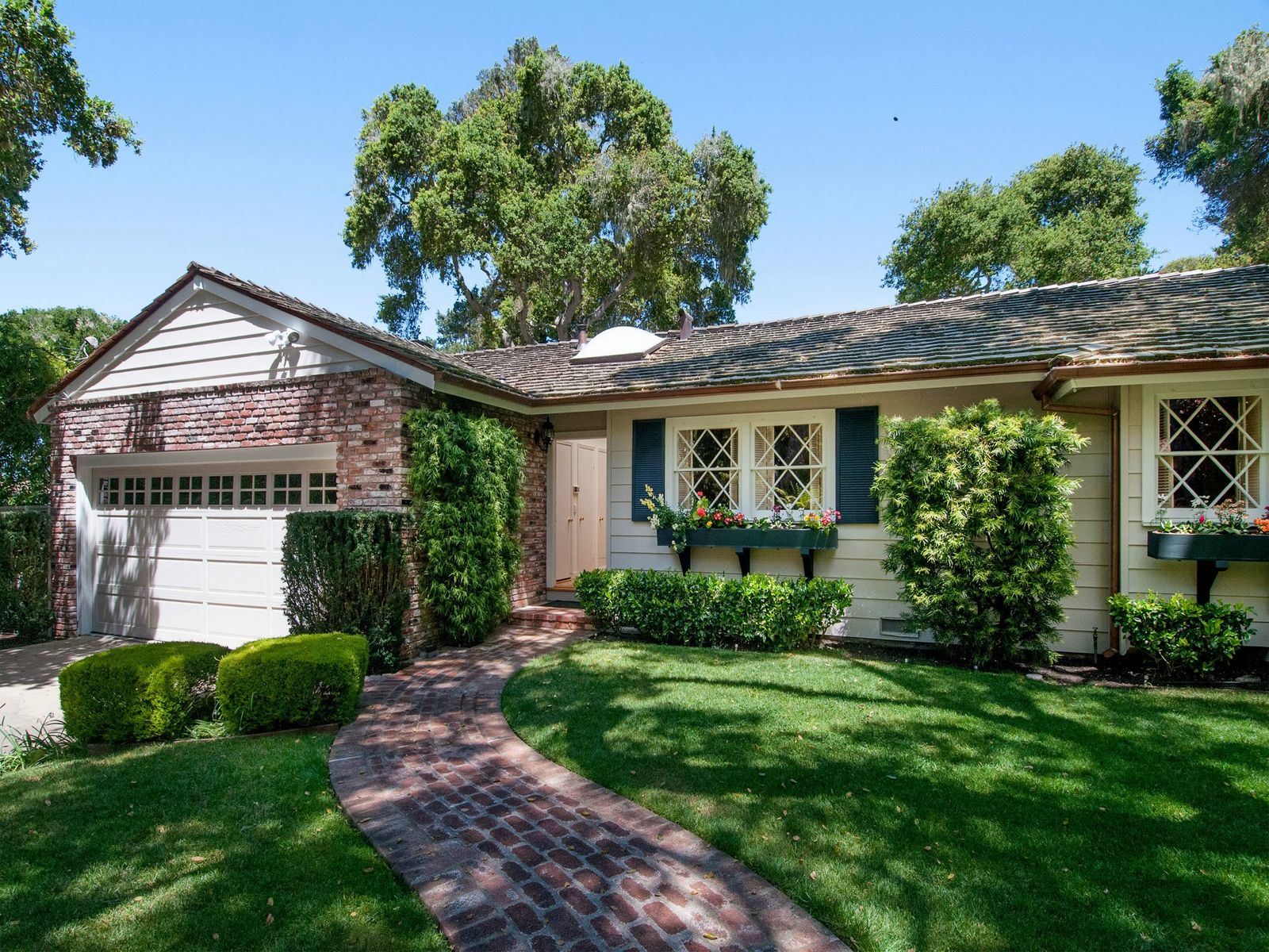 1093 Herders, Pebble Beach, Pebble Beach CA Single Family Home - Monterey Real Estate
