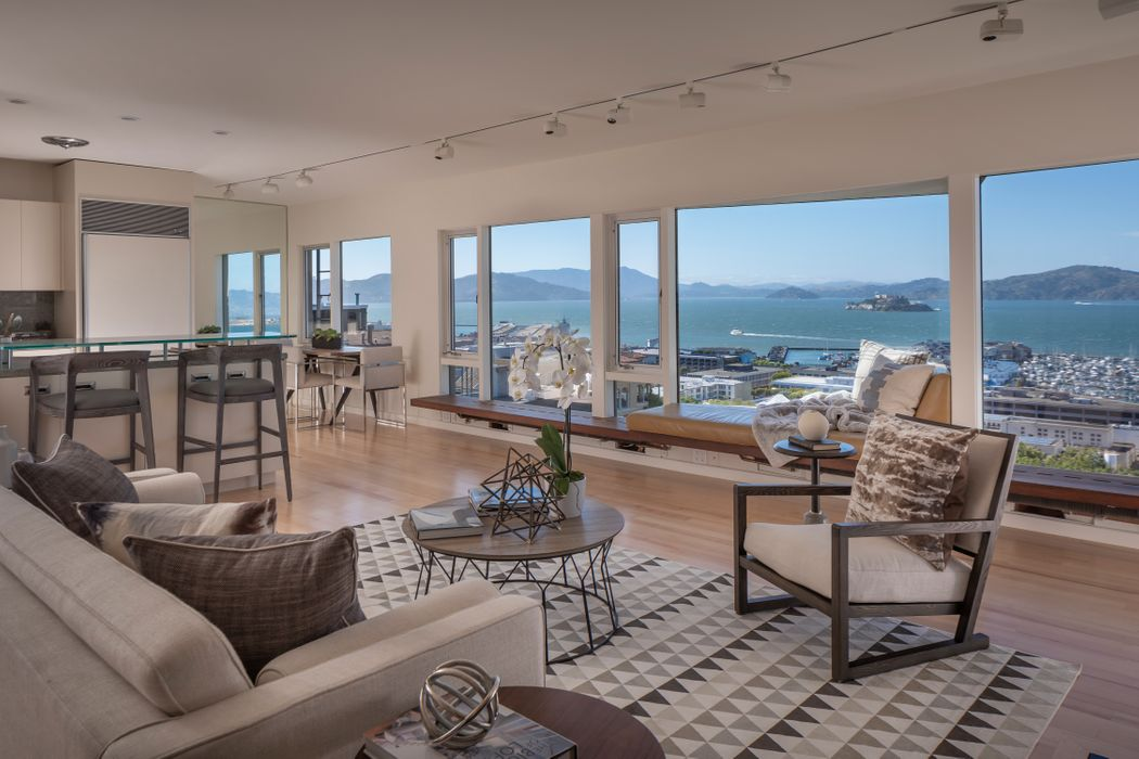 Telegraph Hill Bay View Apartment