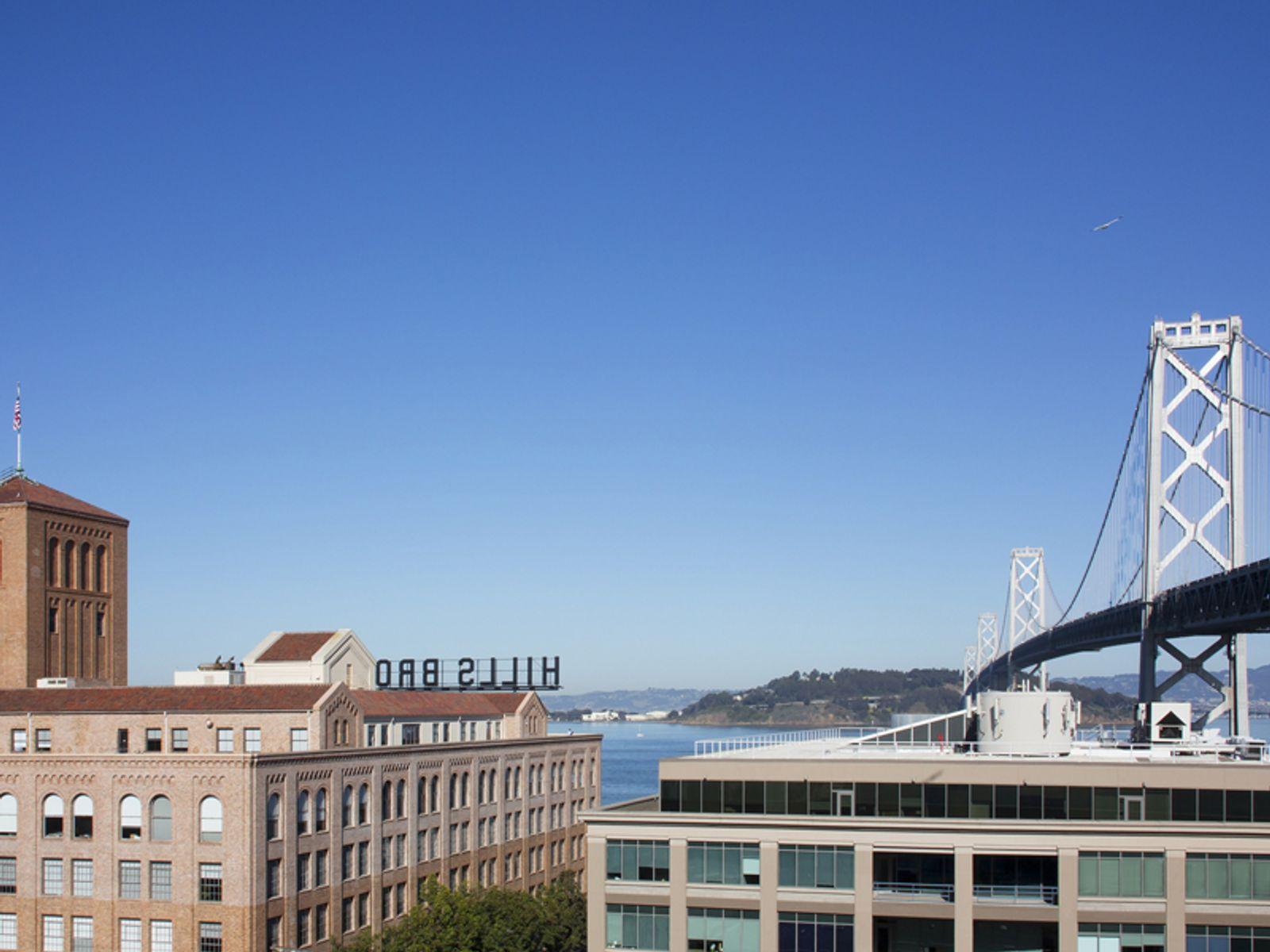 Bay and Bridge Views