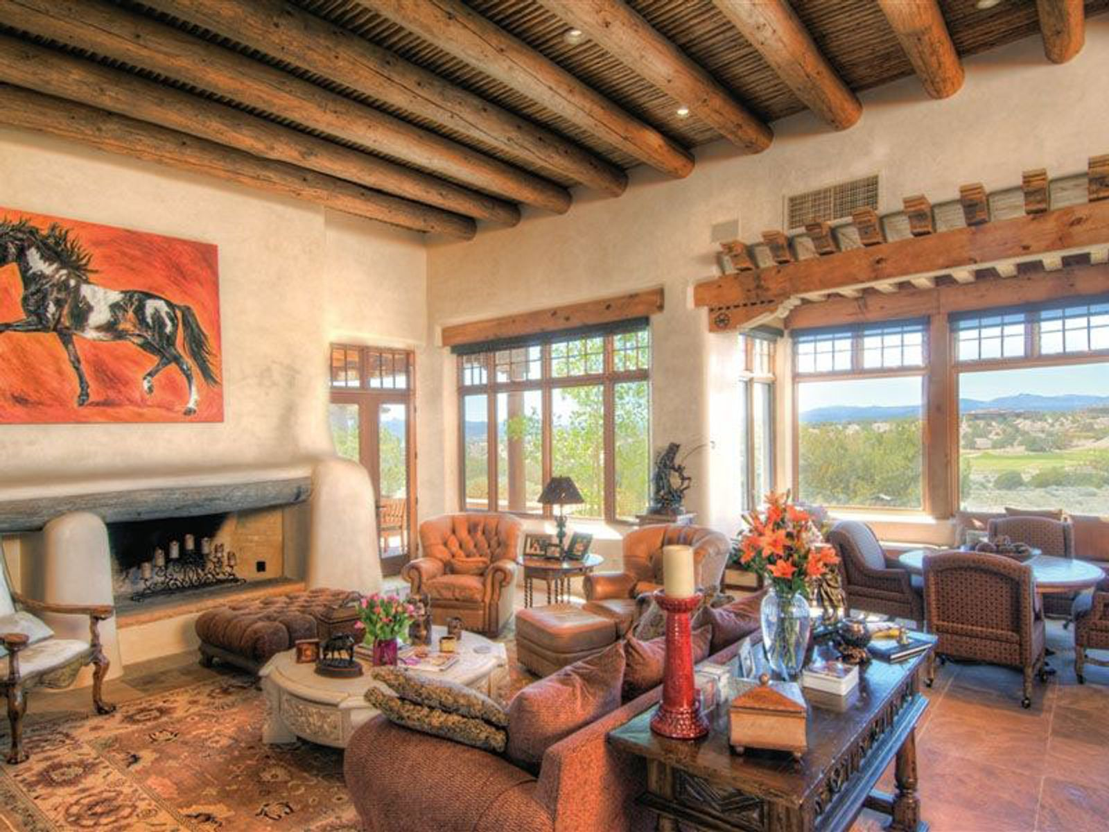 54 Grey Wolf , Santa Fe NM Single Family Home - Santa Fe Real Estate