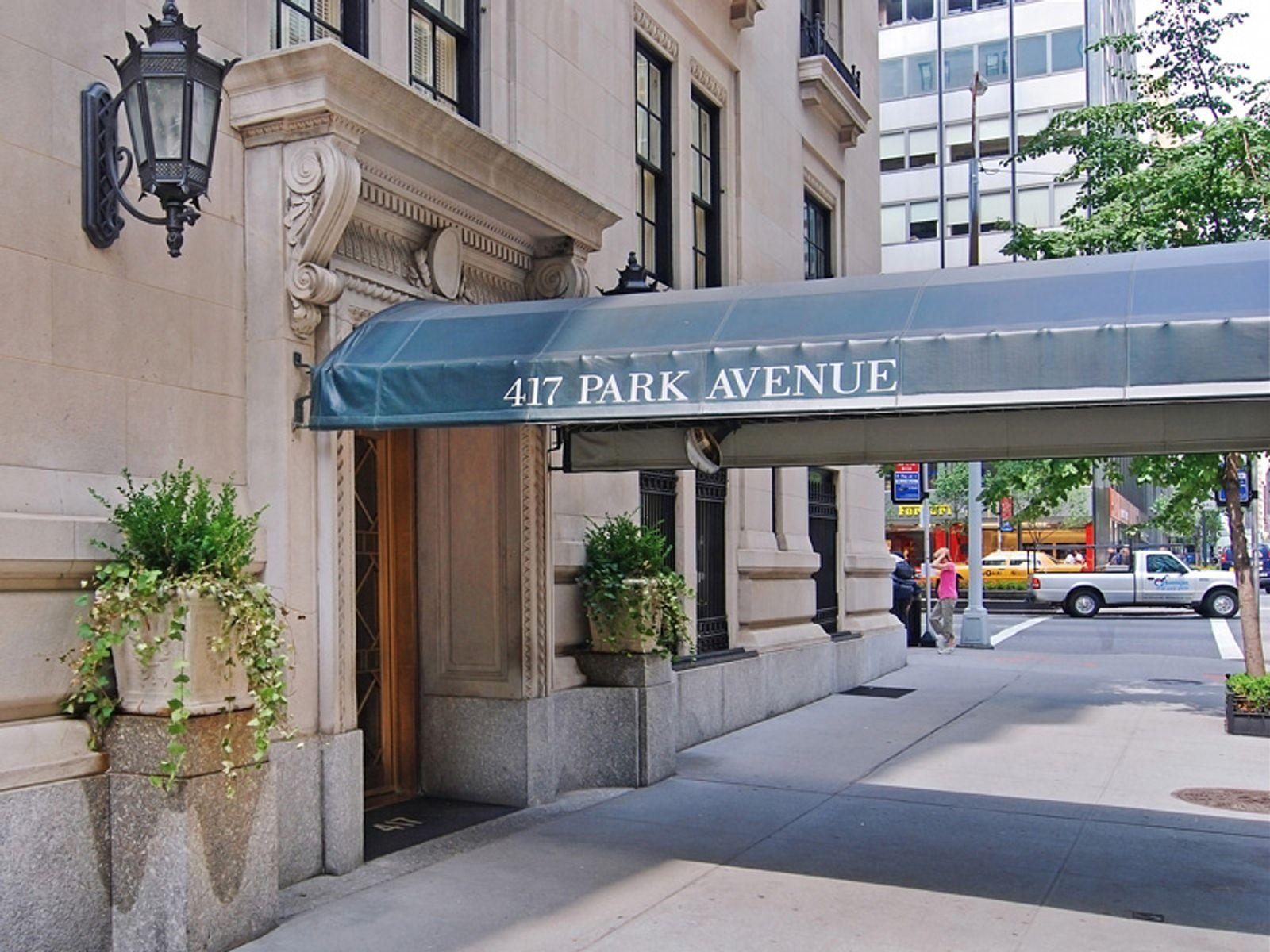 Gracious Living on Park Avenue