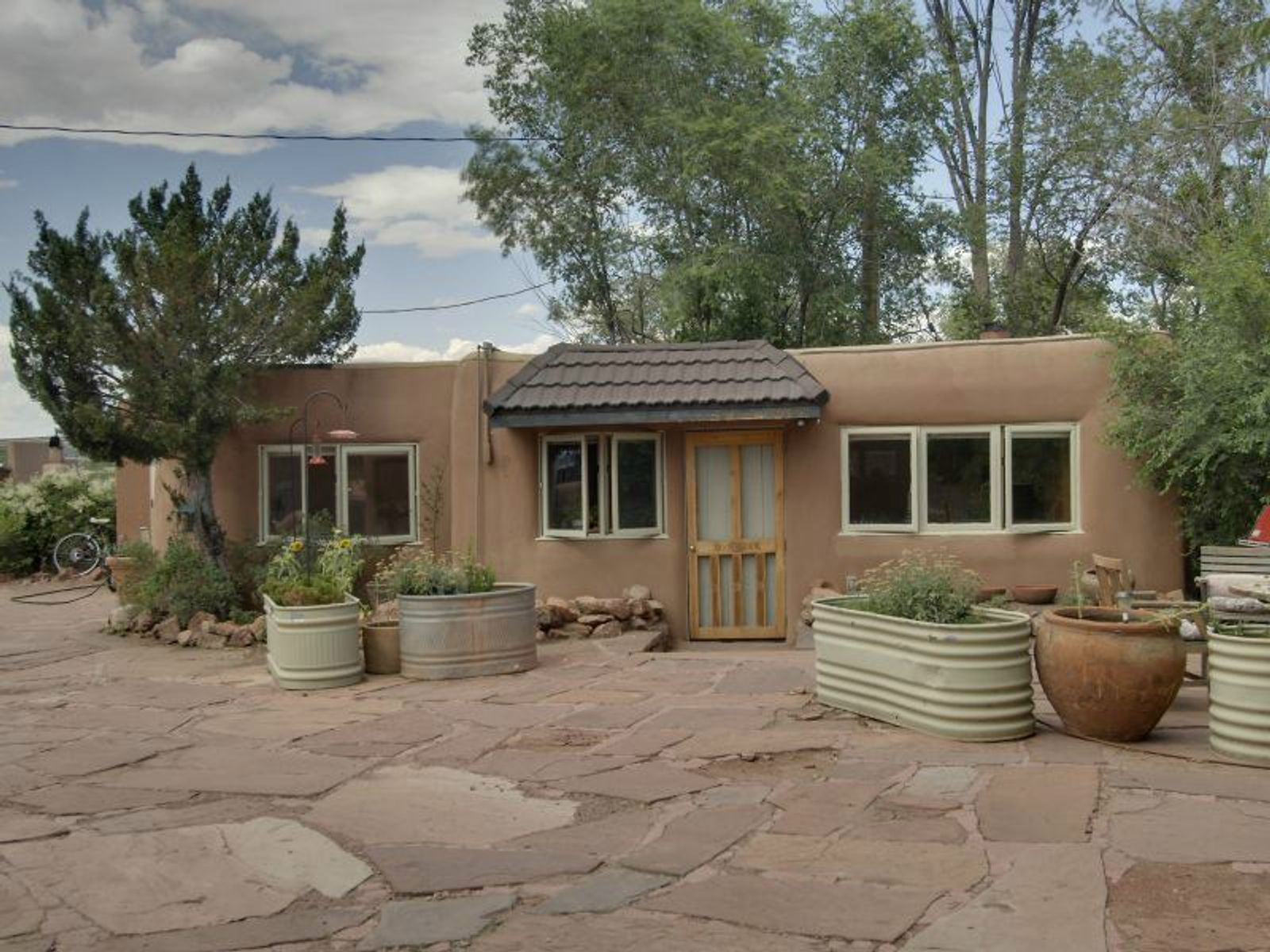 211 E. Berger Street #B, Santa Fe NM Condominium - Santa Fe Real Estate