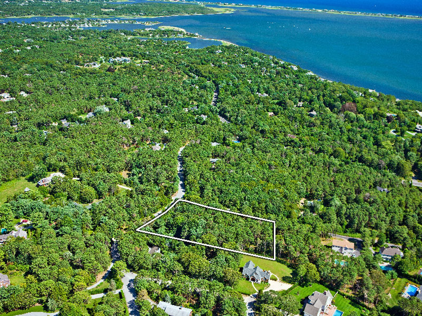 Acreage:  1.5 Acres Southampton